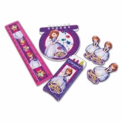 Disney Sofia The First Party Stationary Pack