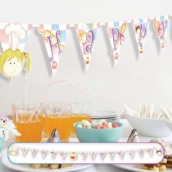 Little Cooks Party Pennant Banner