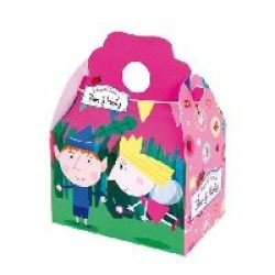 Ben And Hollys Little Kingdom Party Boxes