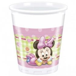 Disney Baby Minnie Mouse Party Cups