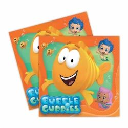 Bubble Guppies Party Napkins