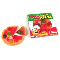 Party Sweets Gummy Pizza