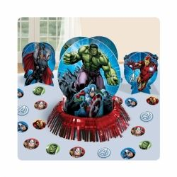 Marvel Avengers Party Table Decoration Kit