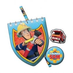 Fireman Sam Party Stationary Set