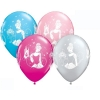 Cinderella Party Balloons