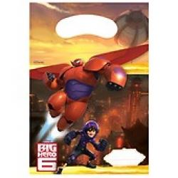 Big Hero 6 Party Bags