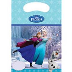 Frozen Skating Party Bags