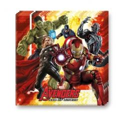 Avengers Age Of Ultron Party Napkins