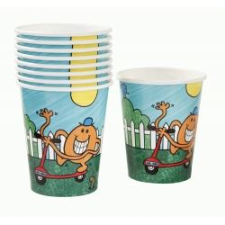 Mr Men Travel Party Cups