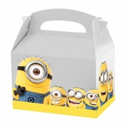 Minion Party Lunch Boxes