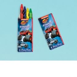 Blaze And The Monster Machines Party Crayons