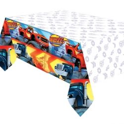 Blaze And The Monster Machines Party Tablecover