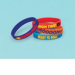 Blaze And The Monster Machines Party Rubber Bracelets