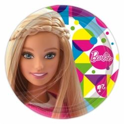 Barbie Sparkle Party Plates
