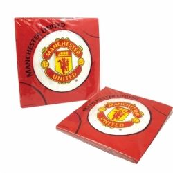 Manchester United Football Club Party Napkins