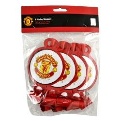Manchester United Football Party Blowouts