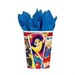 DC Super Hero Girl Party Cups