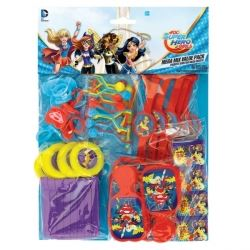 DC Super Hero Girl Party Favour Mega Pack
