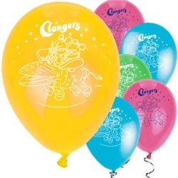 Clangers Party Balloons