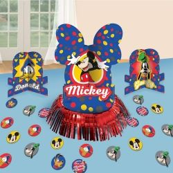Mickey Mouse Party Honeycomb Decorations