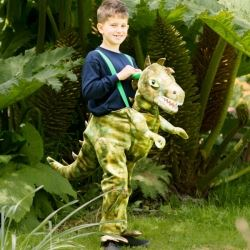 Travis Design Role Play Ride On Dinosaur Fancy Dress Age 3-5years