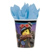Batman Lego Movie Ice Cream Tubs