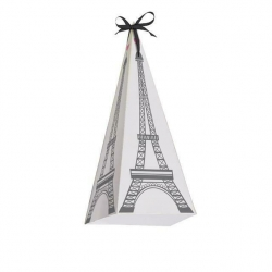 A Day In Paris Party Favour Boxes