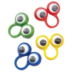Party Favour Goggley Eye Rings