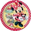 Disney Minnie Mouse Cafe Party Plates