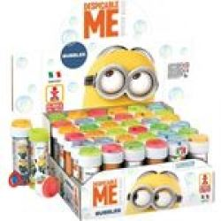 Despicable Me Mnion Party Favour Bubbles