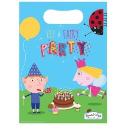 Ben And Holly Magic Kingdom Party Bags
