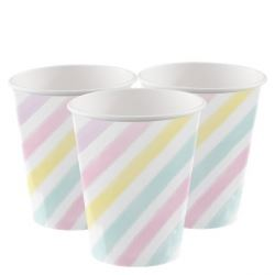 Unicorn Sparkle Deluxe Party Cups