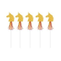 Magical Unicorn Party Wands