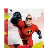 The Incredibles Party Napkins