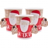 Ginger Ray Santa & Friends Party Cups
