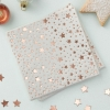 Ginger Ray Metallic Star Cocktail Napkins