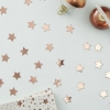 Ginger Ray Rose Gold Metallic Star Confetti