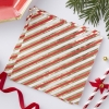Candy Cane Stripped Christmas  Party Napkins
