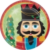 The Nutcracker Party Plates