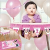 Disney Minnie Mouse Fun To Be One Party High Chair Kit