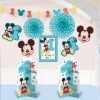 Disney Mickey Mouse Fun At Once Room Decorating Kit