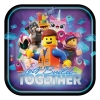 Lego Movie 2 Party Plates