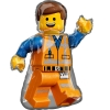 Lego Movie 2 SuperShape Party Foil Balloons