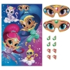 Shimmer & Shine Party Games