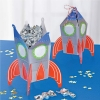 Blast Off Birthday Party Favour Boxes