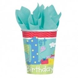 One Special Boy 1st Birthday Party Cups