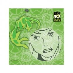 Ben 10 Alien Force Party Napkins