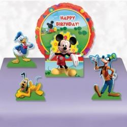 Mickey Mouse Birthday Balloon Centrepiece